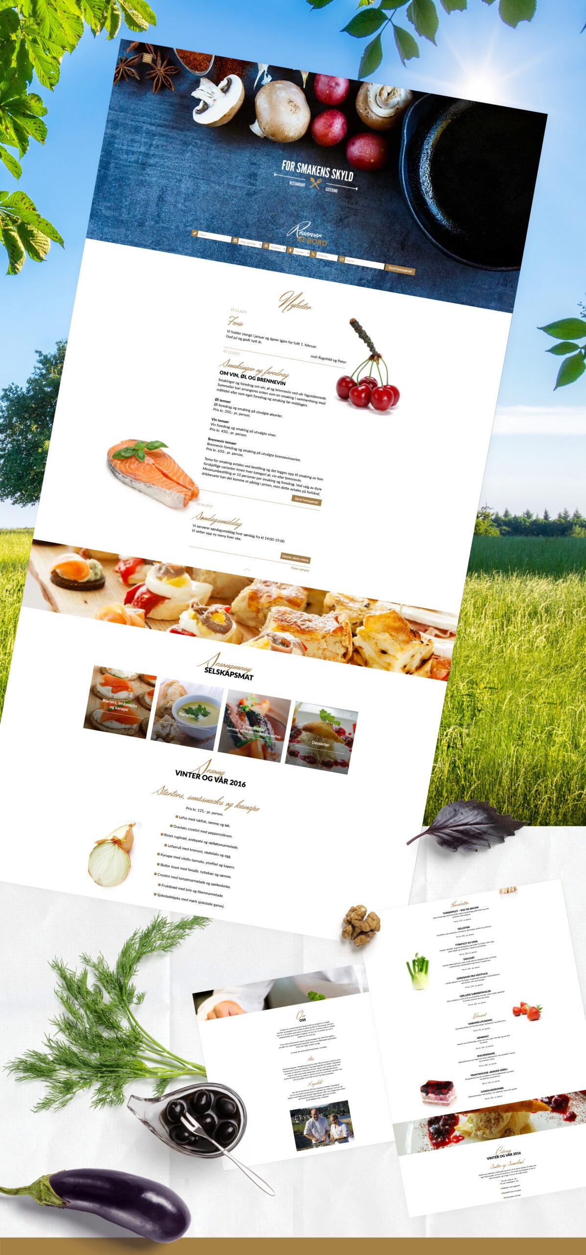 Webdesign og webutvikling