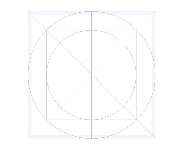 Dette heter «icon grid»