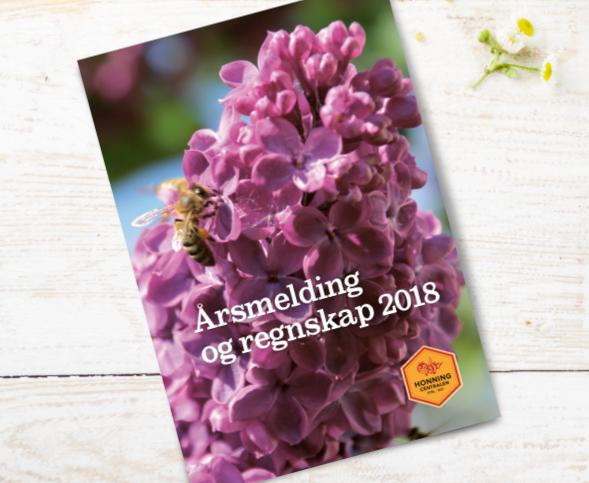 Årsmelding for Honningcentralen 2018