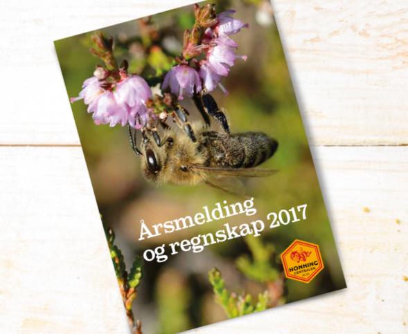 Årsmelding for Honningcentralen 2017
