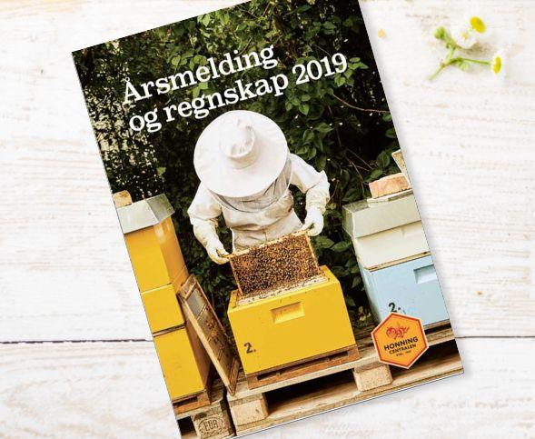 Årsmelding for Honningcentralen 2019