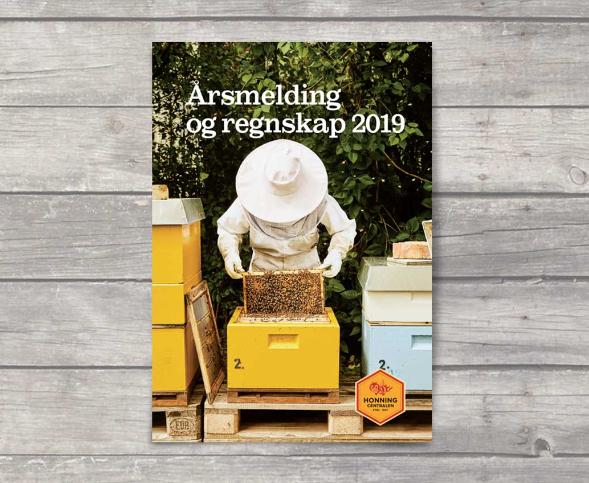 Årsmelding og regnskap for Honningcentralen