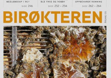Birøkteren – et tidsskrift for medlemmer av Norges Birøkterlag